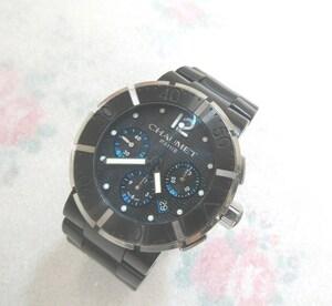 CHAUMET ショーメ クラスワン クロノグラフ XXL メンズ 腕時計 自動巻 裏スケルトン(シースルー)W17291-45B