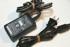 (( free shipping )) SONY Sony [ genuine products ] battery charger AC adaptor AC-LS5 operation OK