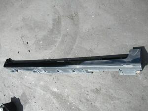 (B0471-AA) プリウスα (ZVW41W) 純正 右 サイドステップ サイドスポイラー 202 ブラック H23年 2011年 DAA-ZVW41 40 プリウス アルファ