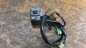 KU CBX400カスタム NC11 純正 ハンドルスイッチ左 ヘッドライト ウインカー ホーン 検 INLINE FOUR