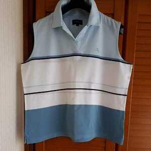 バーバリーゴルフ ノースリーブシャツ L