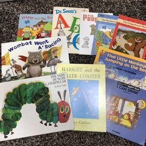 【貴重】海外絵本 まとめ売り/ アスク講談社 CLARIONBOOKS 英語教材 学習 輸入 幼児 児童 保育 はらぺこあおむし