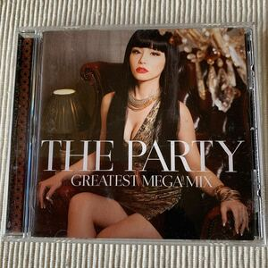 CD/THE PARTY:GREATEST MEGA MIX