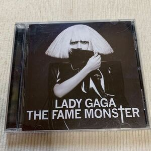 CD/The fame monster lady gaga