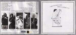 Tasavallan Presidentti タサヴァラン・プレジデンティ - Tasavallan Presidentti ボーナス・トラック5曲収録再発CD