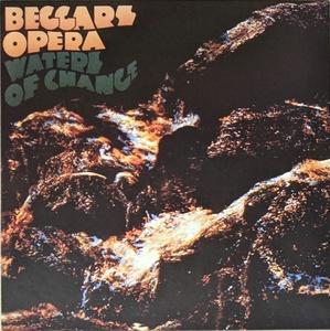 Beggars Opera ベガーズ・オペラ - Waters Of Change 500枚限定再発アナログ・レコード