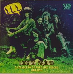Yes - Looking Around - A Collection Of Rare Live Tracks 1969-1970 500枚限定アナログ・レコード