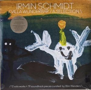 Irmin Schmidt (=Can) - Villa Wunderbar / A Selection 1000枚限定四枚組クリアー・カラー・アナログ・レコード