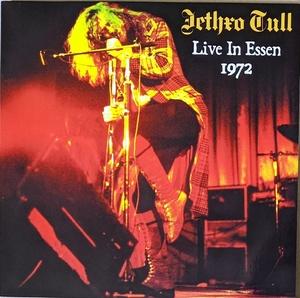 Jethro Tull ジェスロ・タル - Live In Essen 1972 ボーナス・トラック1曲(Tokyo Live)収録限定二枚組アナログ・レコード