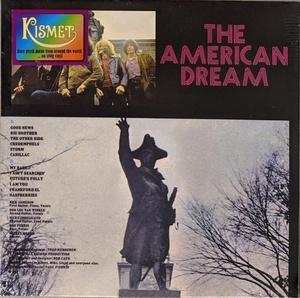 The American Dream (Produced by Todd Rundgren) - The American Dream 限定再発アナログ・レコード