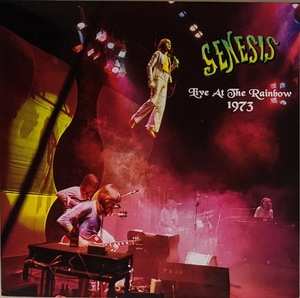 Genesis ジェネシス - Live At The Rainbow 1973 限定二枚組アナログ・レコード