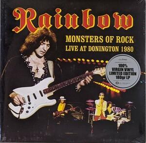 Rainbow レインボー - Monsters Of Rock: Live At Donington 1980 限定二枚組再発アナログ・レコード