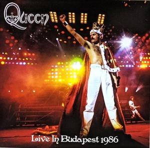Queen クイーン - Live In Budapest 1986 限定二枚組アナログ・レコード