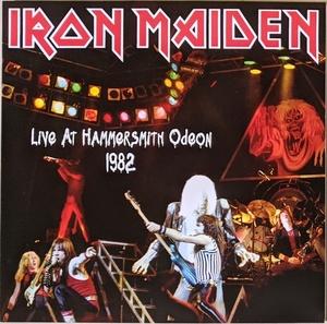 Iron Maiden アイアン・メイデン - Live At Hammersmith Odeon 1982 限定二枚組アナログ・レコード