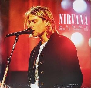 Nirvana ニルヴァーナ - Live At The Pier 48 Seattle 1993 限定再発アナログ・レコード