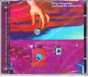 Jackson Heights - King Progress リマスター再発CD