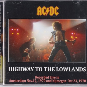 AC/DC - Highway To The Lowlands CD