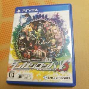 PS Vita ニューダンガンロンパV3みんなのコロシアイ新学期 ダンガンロンパ3