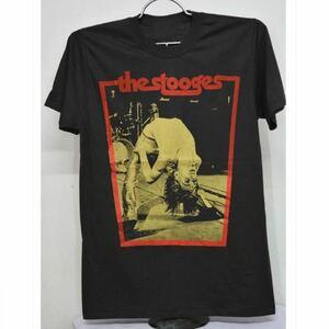 the stooges バンドTシャツ バンT ザストゥージズ Tシャツ Tee 半袖tシャツ 2