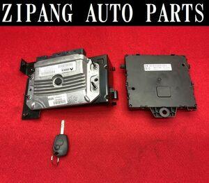 RU008 KWK4M Renault Kangoo 1.6 K4M engine computer -/ key key attaching *8200936811 * operation OK/ error less ** prompt decision *