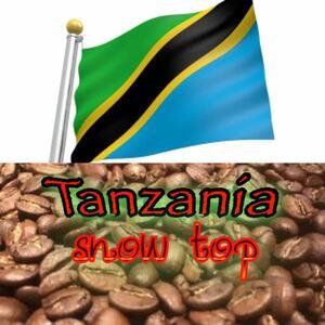 自家焙煎コーヒー  タンザニアスノートップ200g