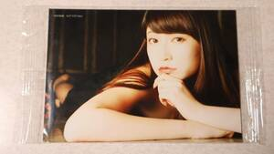 レア 非売品 NMB48 生写真 吉田朱里 購入特典 水着 グラビア