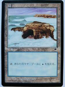 TMP 島 C絵柄 日本語1枚 テンペスト 基本土地 基本地形 人気絵柄 旧枠 複数可
