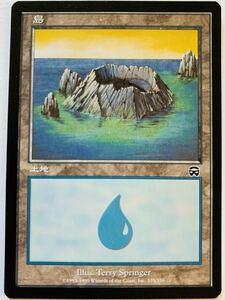 MMQ 島 335 日本語1枚 メルカディアンマスクス 基本土地 基本地形 旧枠 複数可