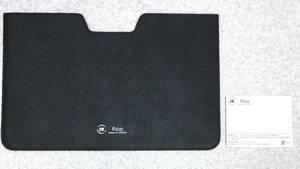 SONY × fico prodotto di GANZO ソニーストア限定 Xperia Z2 Tablet 用 オリジナルスリーブケース ブラック