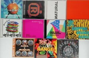 【ORANGE RANGE】 CD まとめて 11枚セット オレンジレンジ