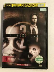 【DVD】X-ファイル セカンド・シーズン VOL.1【レンタル落ち】@52