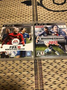 ウイニングイレブン2012、FIFA10 ワールドクラスサッカー PS3