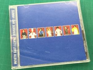 【HSTT-02】サニーデイ・サービス★LIVE会場限定CD★ / PARTY LOVE ALBUM / CXCI-1019 / CD