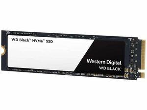 ★美品☆ WD Black NVMe WDS100T2X0C 超高速 NVMe M.2 SSD 1TB【送料無料】