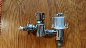 分岐水栓 パナソニック食洗機で使用