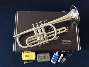 [ rental 1 months ] YAMAHA long cornet promo Dell [YCR-731]