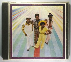 CD THE EBONYS エボニーズ 国内盤 帯 日本語解説 英語歌詞/日本語訳付 1973年