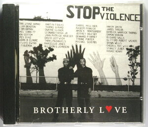 """CD レア盤 CHESTNUT BROTHERS """"BROTHERLY LOVE"""" 輸入盤 1993 Skyline Productions"""