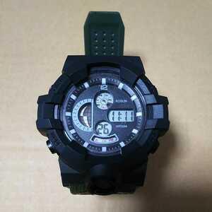 ◎腕時計 デジタルウォッチ 防水 カジュアルなスポーツウォッチ タイプ C