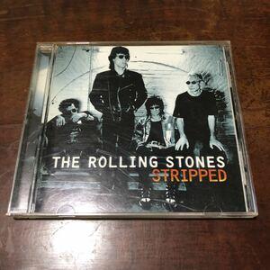 ローリング・ストーンズ STRIPPED 国内盤 CD