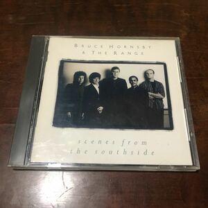 ブルース・ホーンズビー&ザ・レインジ シーンズ・フロム・ザ・ウエストサイド 国内盤CD
