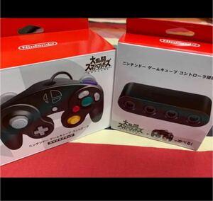 Nintendo ニンテントーケームキューフコントローラ スマフラ 新品