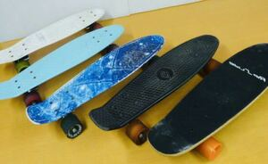 送料無料 スケートボード5点セット RIP SLIDE/Rimable/REPTILE/KRYP TONICS スケボ