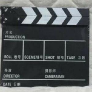 animation photographing movie photographing ka chin ko blackboard type display board interior ornament black new goods