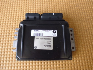 *BMW MINI Mini RA16 R50 previous term engine computer - warning light lighting less letter pack post service shipping postage 520 jpy. *