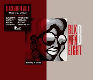 DJ URUMA / Blackmuffin vol.8 DJ KIYO,ONRA,DJ KENSEI,DJ MURO,DJ CELORY,DJ KENTA