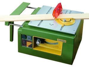 送料無料★プロクソン PROXXON スーパーサーキュラーソーテーブル No.28070 卓上丸鋸盤★木工チップソー NO.28733サービス付 直線,斜め切り