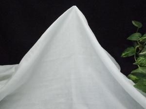 新入荷!Wガーゼ!掘り出し品!日本製!マスクに最適!なかなか手に入らない!上質綿100%!ホワイト!A W巾145cm×3m
