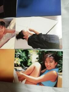 山田まりや トレーディングカード写真集 1999 Made in japan