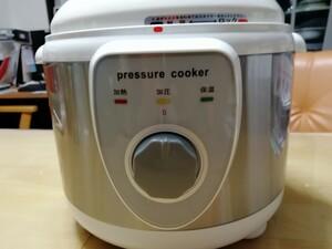 プレシャークッカー 圧力鍋  電気鍋  コイズミ
